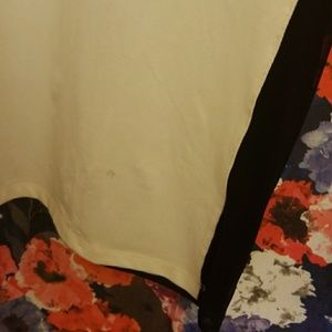 GOODTIME Dresses - GOODTIME SHEER PANEL COLORFUL DRESS